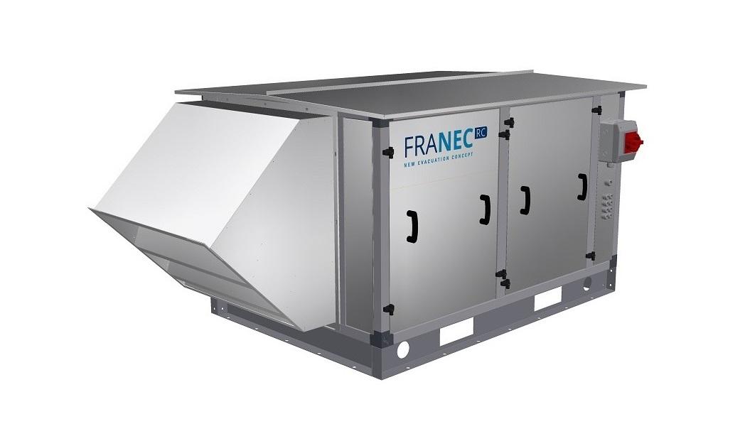 System Różnicowania Ciśnień Franec RC