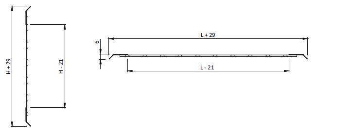 kratka wyciągowa ST-Z-STR