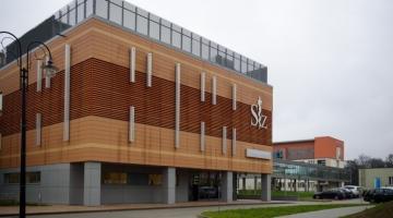 Budowa nowego budynku tlenowni Specjalistycznego Szpitala im. E.Szczeklika w Tarnowie