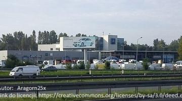 DaimlerChrysler Automotive Polska Sp. z o.o., Mercedes Benz Sosnowiec