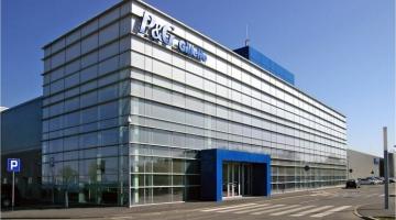 Fabryka Gilette, Łódź