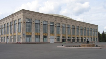 Luzhniki Exhibition Centre, Moskwa