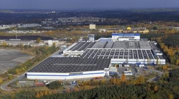 Hala Produkcyjna Bridgestone, Stargard Szczeciński