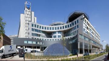 OLV ASSE blok operacyjny Belgia
