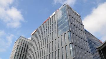 Quatro Business Park, Kraków- projekt i wykonanie instalacji wentylacyjnej i klimatyzacyjnej kompleksu biurowego