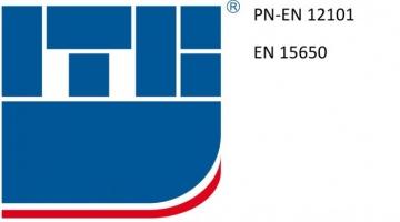 Certyfikaty produktowe ITB
