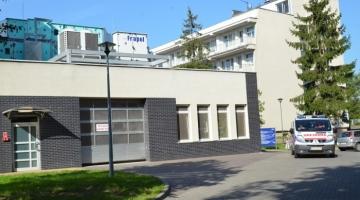 Frapol na nowym oddziale Szpitala Jana Pawła II
