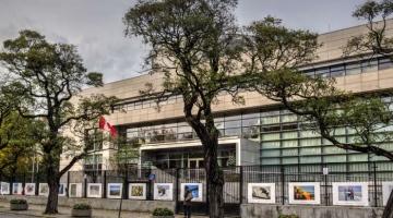 Ambasada Kanadyjska, Warszawa