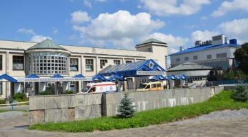 Uniwersytecki Szpital Dziecięcy, Kraków