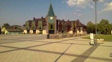 Ratusz, Zabierzów