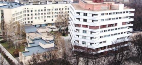 Instytut Chirurgii i Transplantologii Akademii Nauk Medycznych Ukrainy im. A. Szalimowa, Kijów, Ukraina