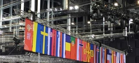 Produkty Frapol na obiektach Mistrzostw Europy w piłce ręcznej