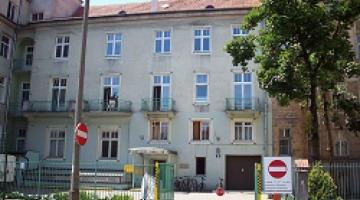 BUDOSTAL-2 S.A., Zakład Radioterapii Instytutu Onkologii ul. Garncarska w Krakowie