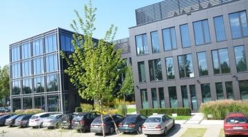 Kolejne dostawy do kampusu biurowego The Park Warszawa