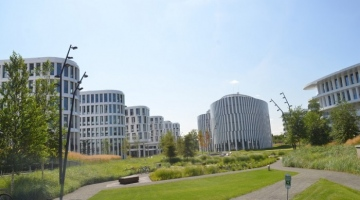 Centrale Frapol na Business Garden Warszawa
